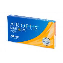 AIR OPTIX Night&Day Aqua (6...