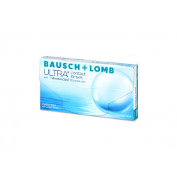 Bausch + Lomb ULTRA (3 čočky)